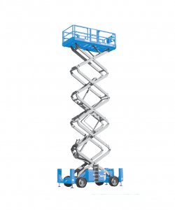 Scissor Lifts - Rough Terrain