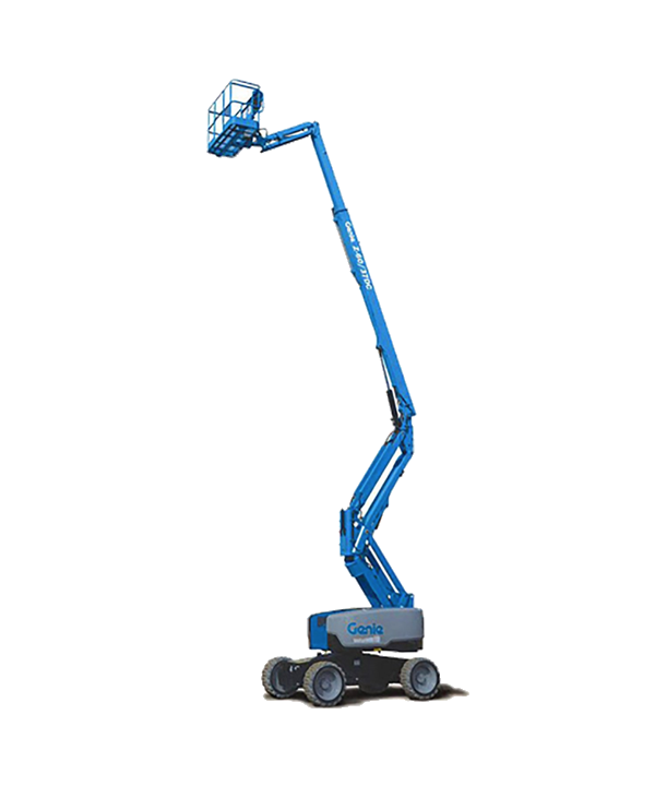 genie manlift rental equipment