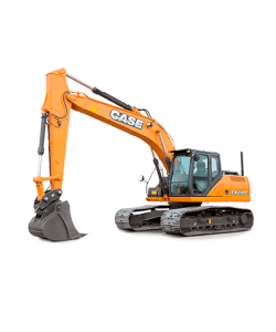 excavator rental equipment
