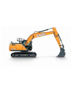 excavator case-300