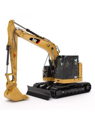 cat 314 rental equipment