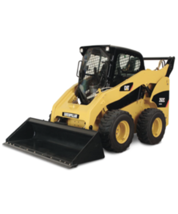 skid steer cat