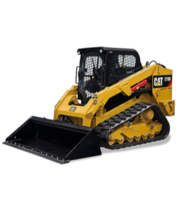 skid steer cat 279D