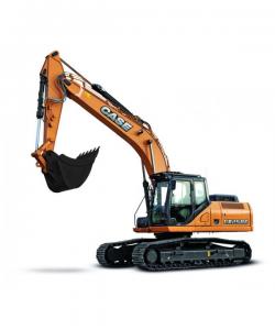 excavator case 250