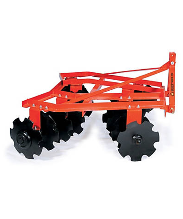 tractor rototiller