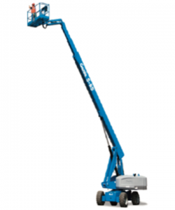 manlift genie rental equipment