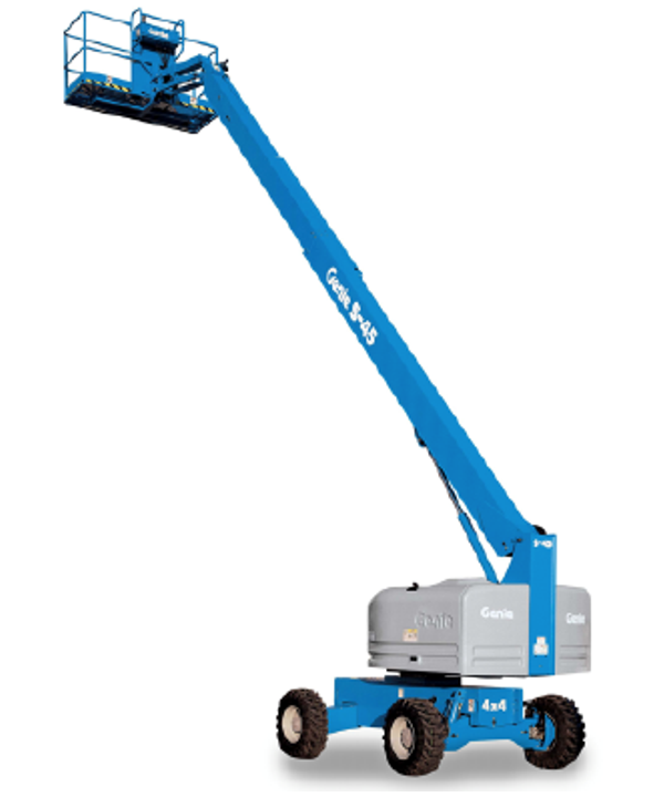 manlift genie rental equipment