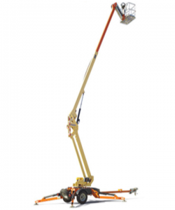 towable manlift jlg rental equipment