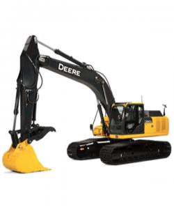 excavator john deere 290 rental equipment