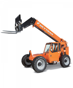 telehandler rental equipment