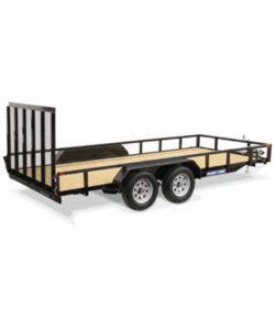 utility trailer rental equipment