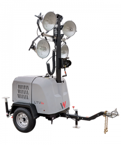 light tower rental equipment