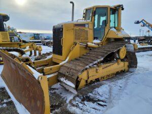 used dozer cat d6n rental equipment