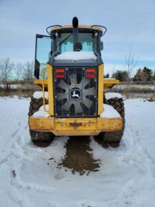 used loader john deer 544k rental equipment
