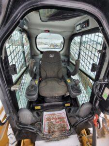 used skid steer cat 289D rental equipment