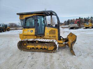 used dozer john deere 450j rental equipment