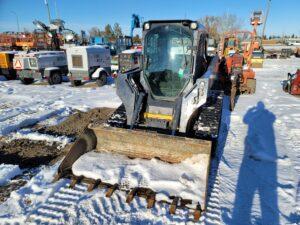 used skid steer john deere 323e rental equipment