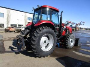 used tractor case farmall 130a