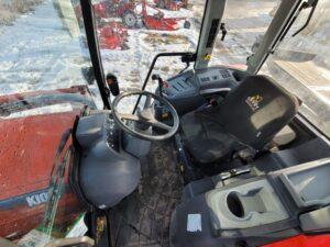 used tractor kioti 5510 rental equipment