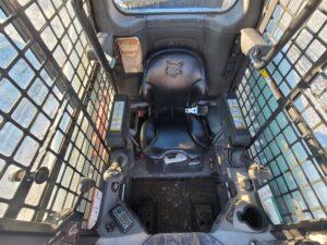 used skid steer bobcat t750 rental equipment