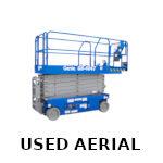 used aerial manlift scissor