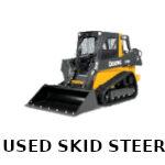 used skid steer