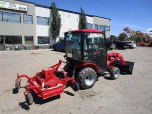 used tractor tym tx25 rental equipment