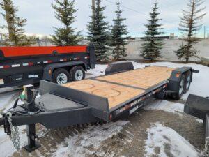 tilt trailer precision trailer